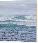 Ho'okipa Beach Park 3 Wood Print