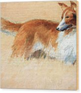 Hopper's Cape Cod Evening -- The Dog Wood Print