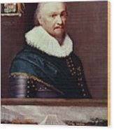 Horace Vere (1565-1635) Wood Print