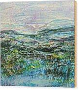 Horizon Id# C-0820 Wood Print