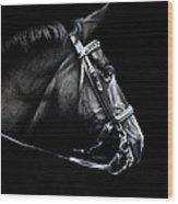 Horse No. 2 Wood Print