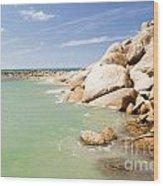 Horseshoe Bay South Australia Wood Print