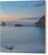 Horseshoe Bay Sunrise Wood Print