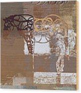Horso - S03bgmc1tx Wood Print