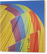 Hot Air Ballooning 2am-110966 Wood Print
