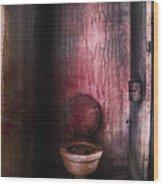 Hot Seat Wood Print