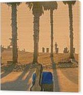 Hotel California Wood Print