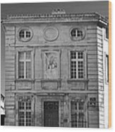 Hotel De Brantes - Avignon France Wood Print