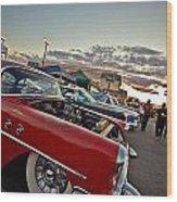 Hotrod Buick  Wood Print by Merrick Imagery