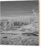 Houcks Ridge  8d00081i Wood Print