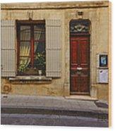 House Arles France Dsc01781  Wood Print