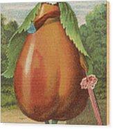 How Do I A Pear Wood Print
