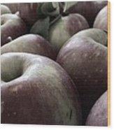 How Do You Like Them Apples Wood Print