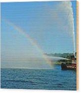 How To Build A Rainbow Wood Print