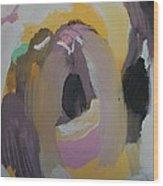 Howl Wood Print by Jay Manne-Crusoe