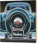 Hudson Wood Print