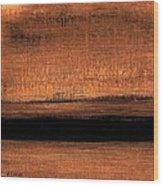 Hues   Number 17 Wood Print