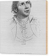 Hugh Mercer (1726-1777) Wood Print