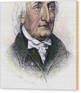 Hugh Williamson Wood Print