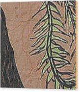 Hula Ohana Wood Print