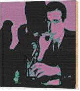 Humphrey Bogart And The Maltese Falcon 20130323m138 Square Wood Print