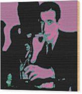Humphrey Bogart And The Maltese Falcon 20130323m138 Wood Print
