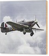 Hurricane Lf363 Wood Print