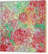 Hydrangeas II Wood Print