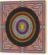 Hypnotico Wood Print