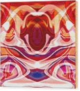 Hypnotoad Wood Print