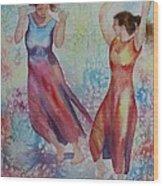I Hope You Dance Wood Print