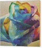 0548 Wood Print