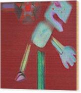 Icarus Max Wood Print