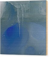 Ice Cold Fairytale... Wood Print