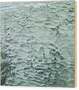 Ice Formations IIi Wood Print