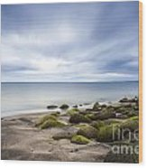 Iceland Tranquility 1 Wood Print