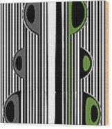 Ideology Wood Print
