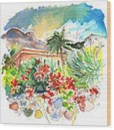 Igueste De San Andres 03 Wood Print
