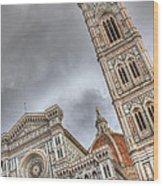 Il Duomo Wood Print