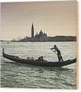 Il Veneziano Wood Print