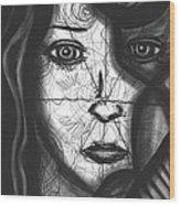 Illumination Of Self Wood Print