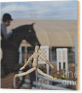 Imitation Jumper Wood Print