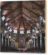Immaculate Conception Church Wood Print