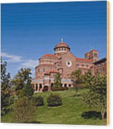 Immaculate Conception Monastery Wood Print