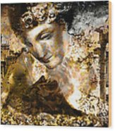 Immortality   Part Two... Wood Print by Anastasios Aretos