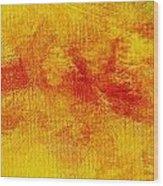 Impassive Natural Wood Print
