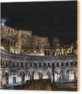 Imperial Forums Wood Print