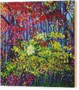 Impressionism 1 Wood Print