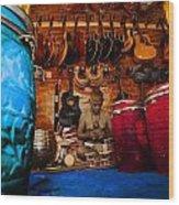 Impressionistic Photo Paint Ls 010 Wood Print