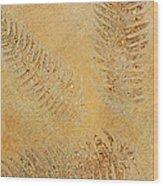 Imprints - Abstract Art By Sharon Cummings Wood Print